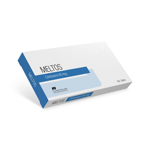 Meltos 40 - buy Clenbuterol hydrochloride (Clen) in the online store | Price