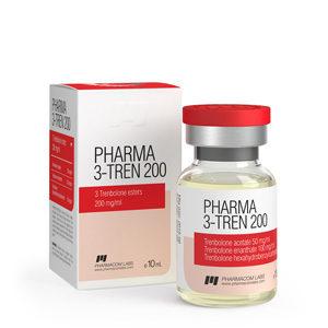 Pharma 3 Tren 200 - buy Trenbolone Mix (Tri Tren) in the online store | Price