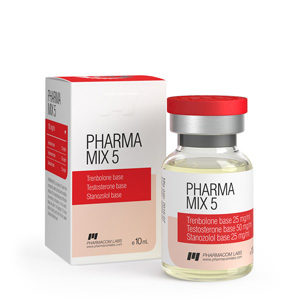 Pharma Mix-5 - buy Trenbolone Base