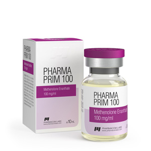 Pharma Prim 100 - buy Methenolone enanthate (Primobolan depot) in the online store | Price