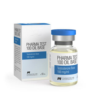 Pharma Test Oil Base 100 - buy Testosterone Base in the online store | Price