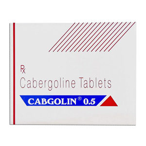 Cabgolin 0.25 - buy Cabergoline (Cabaser) in the online store | Price