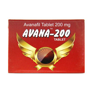 Avana 200 - buy Avanafil in the online store | Price