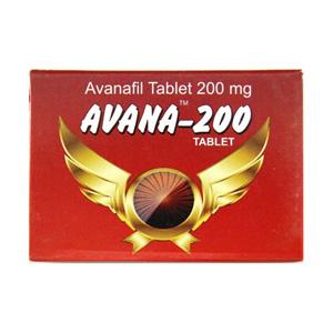 Avana 200 - buy Avanafil in the online store   Price