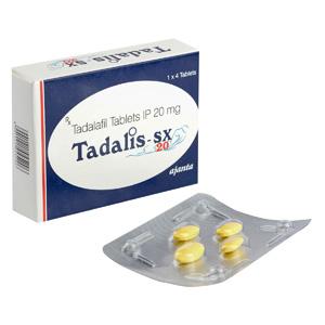 Tadalis SX 20 - buy Tadalafil in the online store   Price