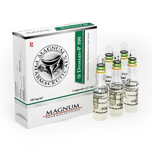 Magnum Drostan-P 100 - buy Drostanolone Propionate (Masteron) in the online store | Price