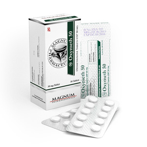 Magnum Oxymeth 50 - buy Oxymetholone (Anadrol) in the online store | Price