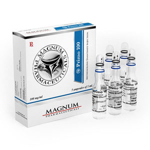Magnum Primo 100 - buy Methenolone enanthate (Primobolan depot) in the online store | Price