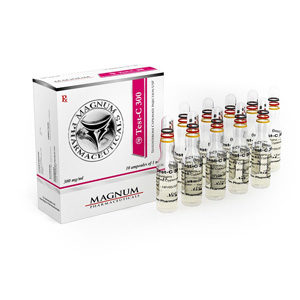 Magnum Test-C 300 - buy Testosterone cypionate in the online store | Price