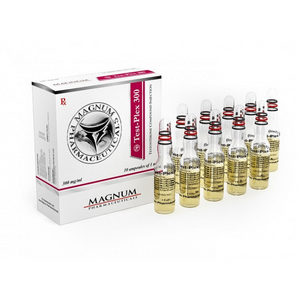 Magnum Test-Plex 300 - buy Sustanon 250 (Testosterone mix) in the online store | Price