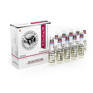 Magnum Test-Prop 100 - buy Testosterone propionate in the online store | Price
