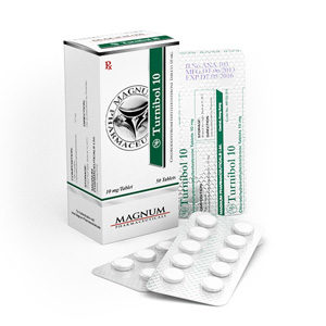 Magnum Turnibol 10 - buy Turinabol (4-Chlorodehydromethyltestosterone) in the online store | Price