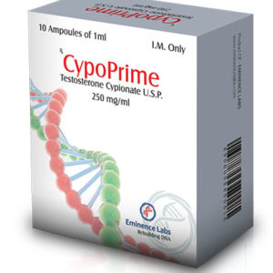 Cypoprime - buy Testosterone cypionate in the online store | Price