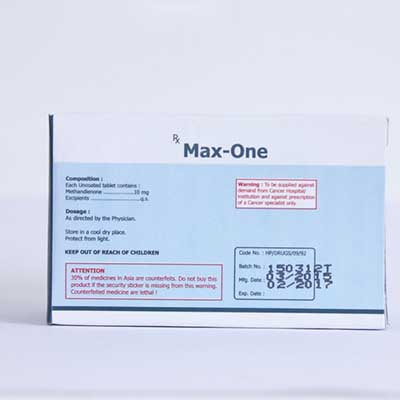 Max-One - buy Methandienone oral (Dianabol) in the online store | Price
