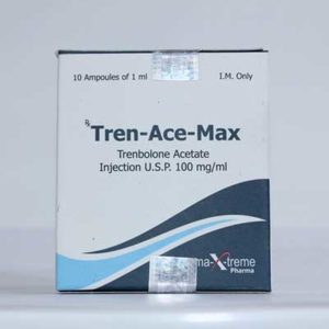 Tren-Ace-Max amp - buy Trenbolone acetate in the online store | Price