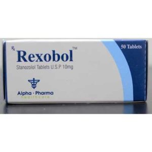 Rexobol-10 - buy Stanozolol oral (Winstrol) in the online store | Price