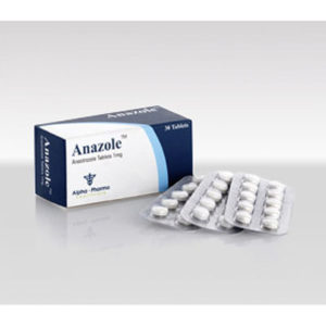 Anazole - buy Anastrozole in the online store | Price