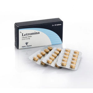 Letromina - buy Letrozole in the online store | Price