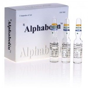 Alphabolin - buy Methenolone enanthate (Primobolan depot) in the online store | Price