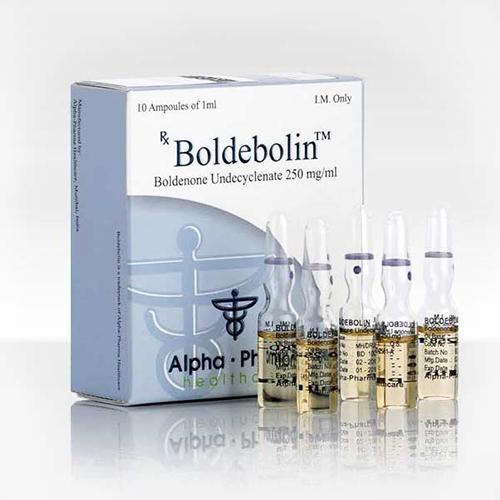 Boldebolin - buy Boldenone undecylenate (Equipose) in the online store | Price