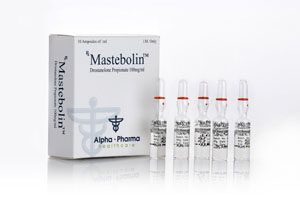 Mastebolin - buy Drostanolone propionate (Masteron) in the online store | Price