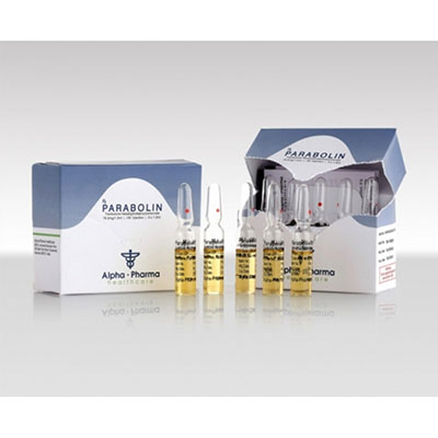 Parabolin - buy Trenbolone hexahydrobenzylcarbonate in the online store | Price