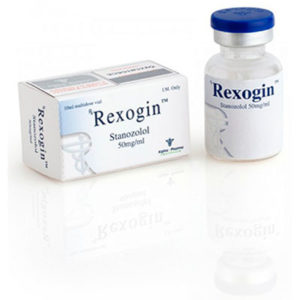 Rexogin (vial) - buy Stanozolol injection (Winstrol depot) in the online store | Price