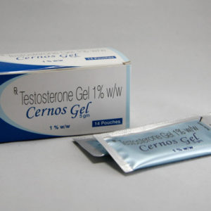 Cernos Gel (Testogel) - buy Testosterone supplements in the online store | Price