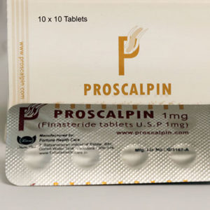 Proscalpin - buy Finasteride  (Propecia) in the online store | Price