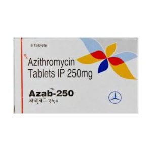 Azab 250 - buy Azithromycin in the online store | Price