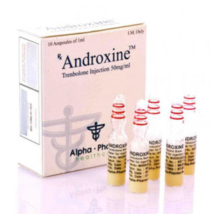 Androxine - buy Trenbolone in the online store | Price