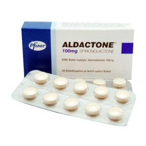 Aldactone - buy Aldactone (Spironolactone) in the online store | Price