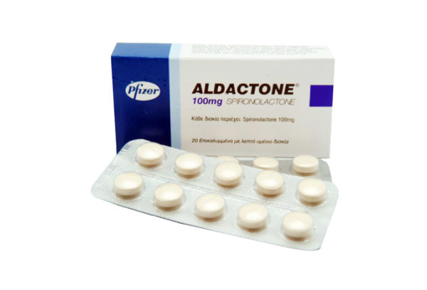 Aldactone - buy Aldactone (Spironolactone) in the online store | Price