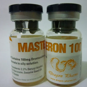 Masteron 100 - buy Drostanolone propionate (Masteron) in the online store | Price