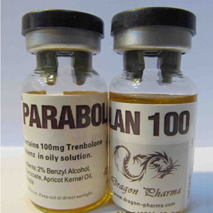 Parabolan 100 - buy Trenbolone hexahydrobenzylcarbonate in the online store | Price